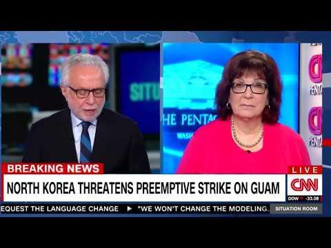 North Korea threatens preemptive strike on Guam