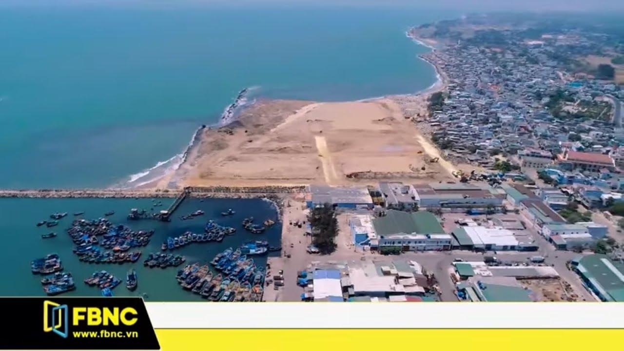 Bình Thuận sẽ có khu dân cư du lịch biển hàng đầu khu vực | FBNC TV