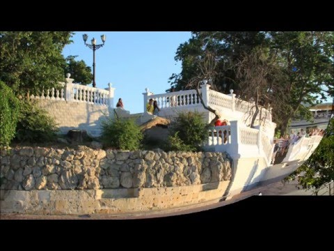Элементарная экскурсия. Севастополь. Часть 2.  Памятники Севастополя (центр города)
