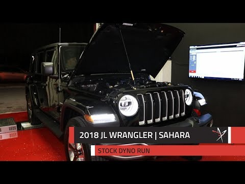 Watch: Jeep Wrangler JL Puts Down 247 WHP | FCAuthority