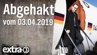 Abgehakt am 03.04.2019