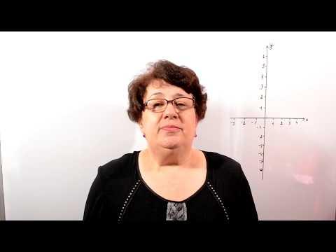 Как решить графически систему уравнений
