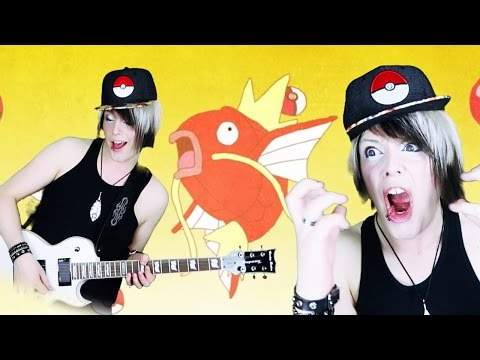 The Magikarp Song - Pokémon (Metal Version) | Cover by Endigo