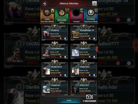 LAST EMPIRE WAR Z Alliance Arm Race  Consistent Alliance  State ...