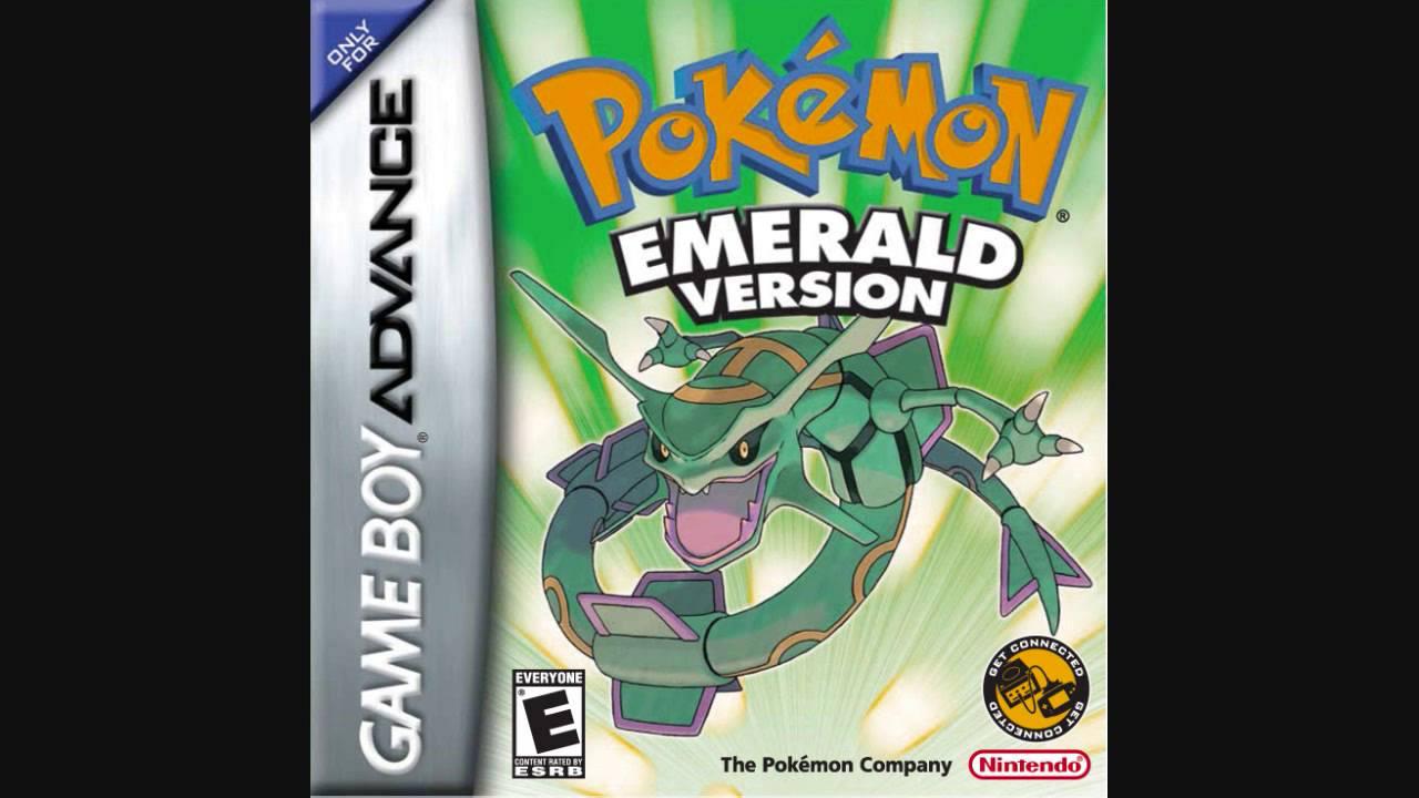 Download Pokemon Emerald ROM  Gameboy Advance Gba  YouTube