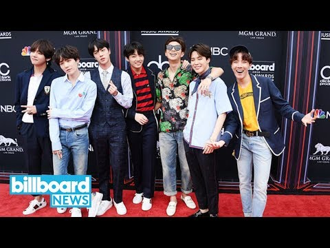 BTS Is 2018's Most Tweeted-About Celebrity | Billboard News Mp3