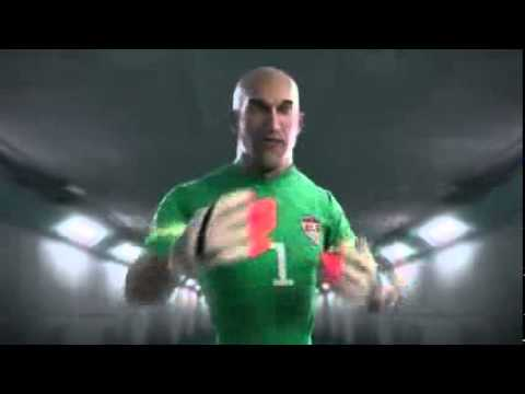 Stop All Doubt Tim Howard is ready Amazing Nike AD