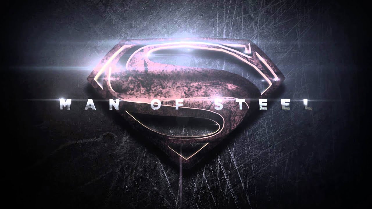 Man Of Steel Logo Hd Images & Pictures - Becuo