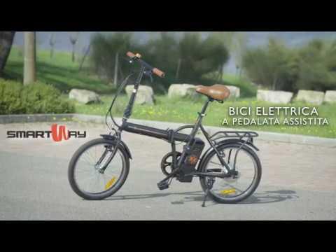 Scopri La Bicicletta Elettrica A Pedalata Assistita In Regalo Da