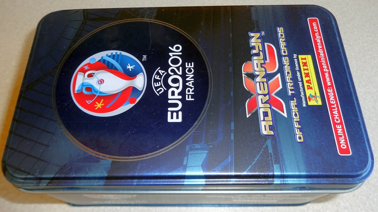 uefa panini euro cards xl adrenalyn france limited edition
