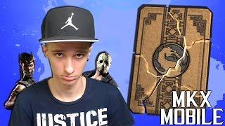 КОМАНДА ЭЛИТНОГО НАБОРА ЧЕЛЕНДЖ • Mortal Kombat X Mobile
