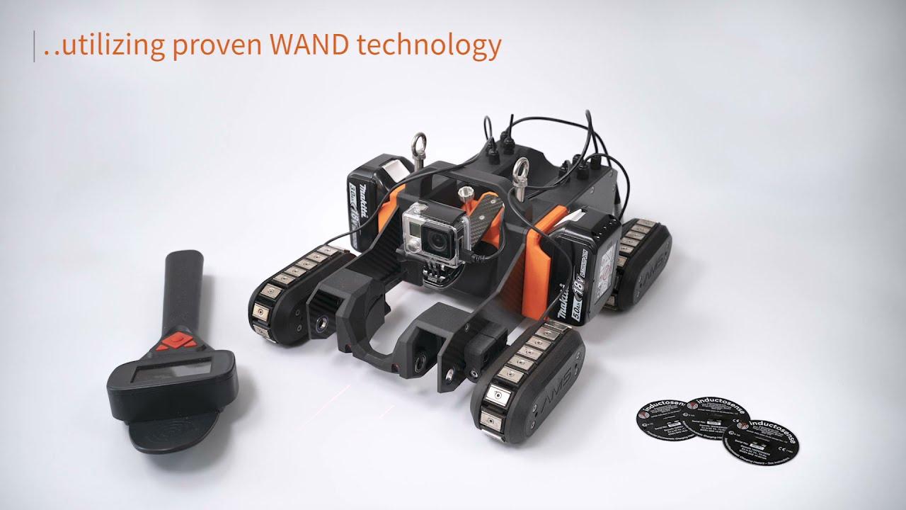 WAND-Gecko Crawler Development