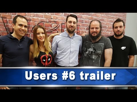 Users #6 @Extra trailer: 19/6/2016