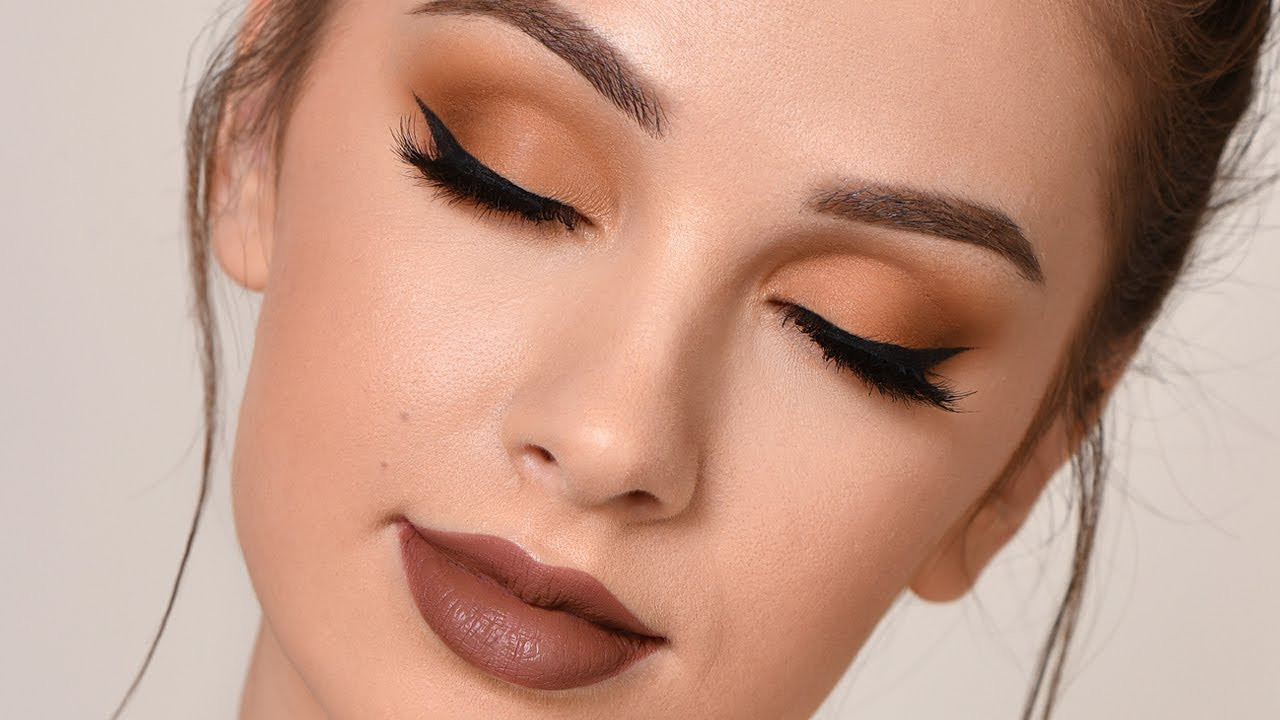 EASY Fall Makeup Tutorial