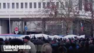 Крым - Россия 2014 Жанна Бичевская - Русские идут
