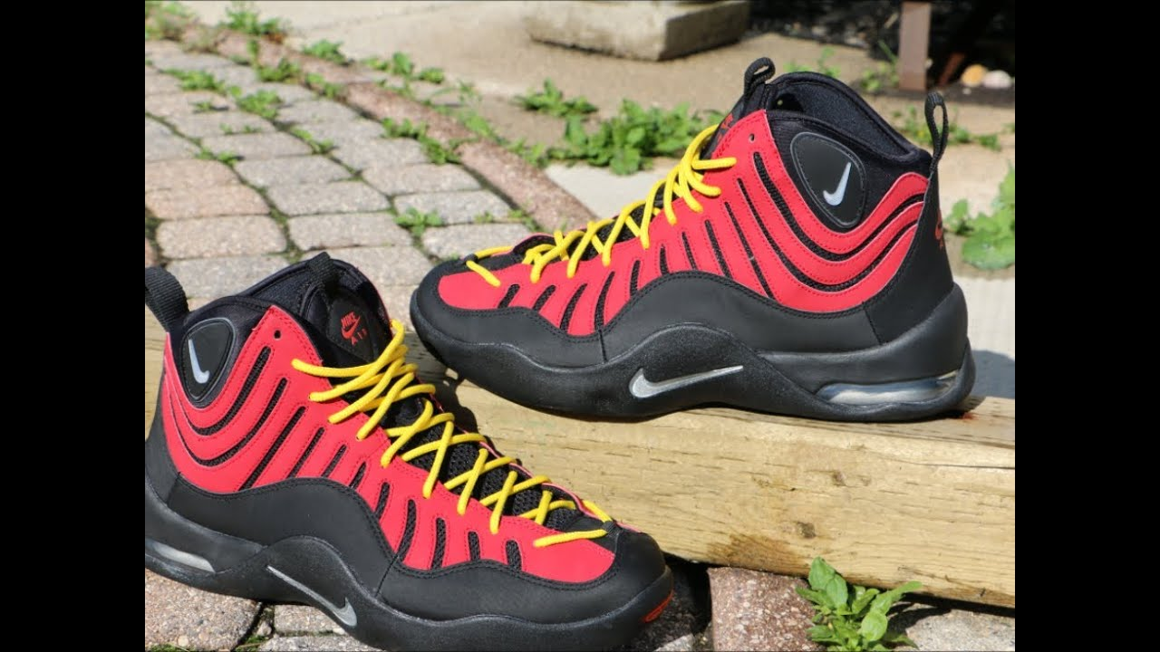 e9ce8298f62f Nike Air Bakin - Detailed Review - YouTube