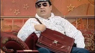 Hasb e Haal - 15 January 2016 | Azizi as Abdul Ghafoor Jemmi