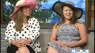 Vail Derby Party Katie Biggers & Maggie Swonger  05.05.17 Good Morning Vail