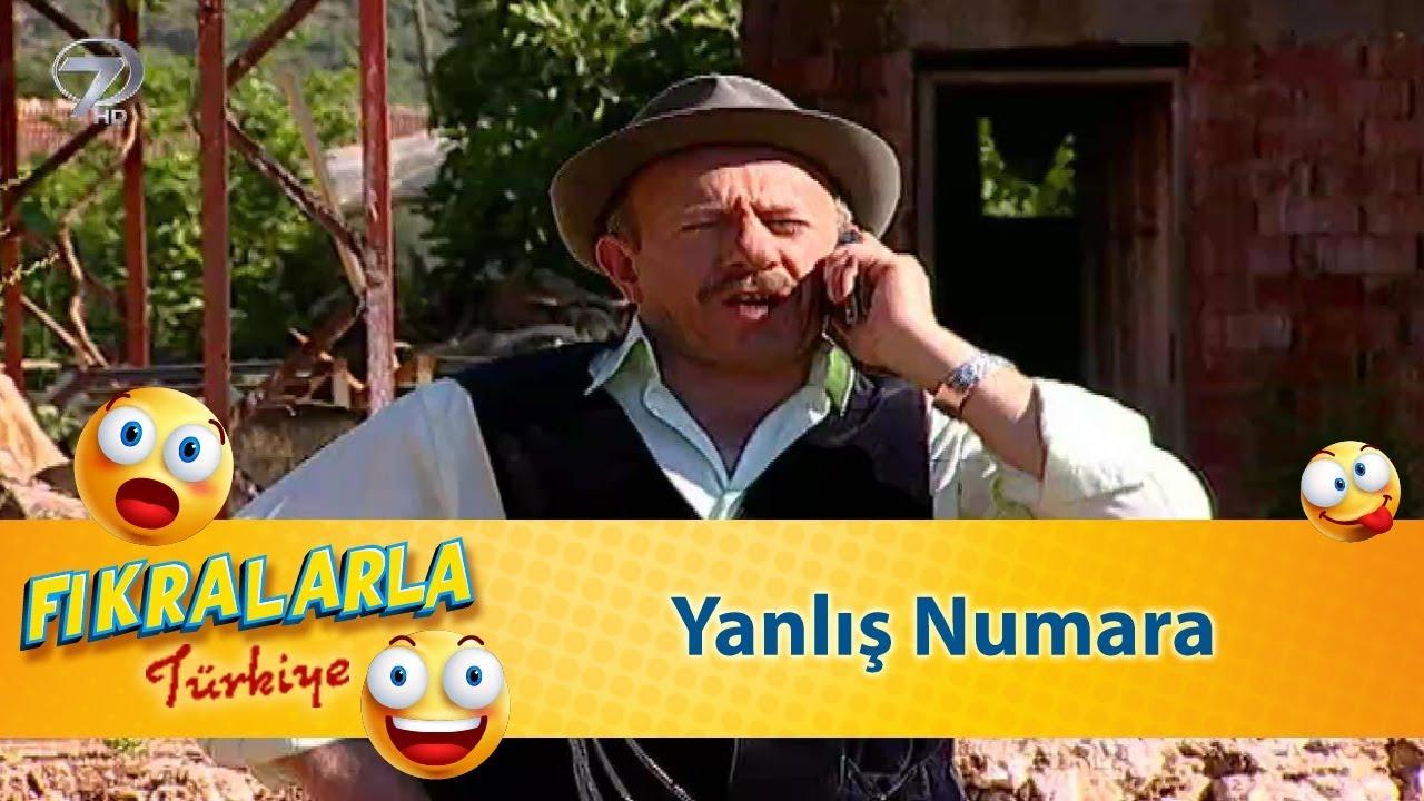 Yanlış Numara - Türk Fıkraları 153