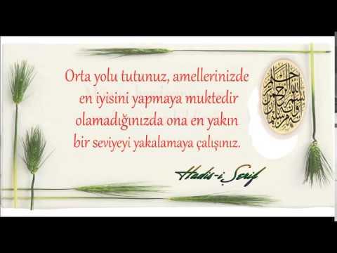 Hz. Muhammed'in (s.a.v.) 40 HADİS-İ Şerifi (2)