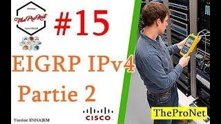 15 - Protocol EIGRP (IPv4) Parte 2
