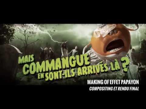 MAKING OF DE L † EFFET PAPAYON - LE COCOLOC S01E01