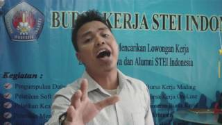 Video Pak Yusuf STEI IDOL Bursa Kerja download MP3, 3GP, MP4, WEBM, AVI, FLV Oktober 2017