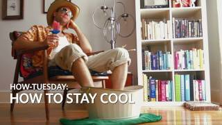 How to Stay Cool in Hot Weather
