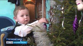 Двухлетний малыш из Башкирии с синдромом короткой кишки нуждается в помощи неравнодушных