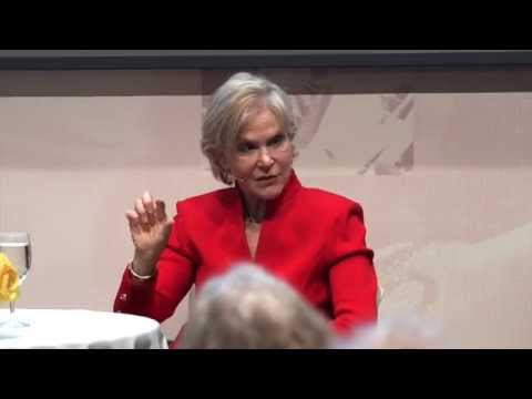 In Conversation with Judith Rodin, president of The Rockefeller Foundation
