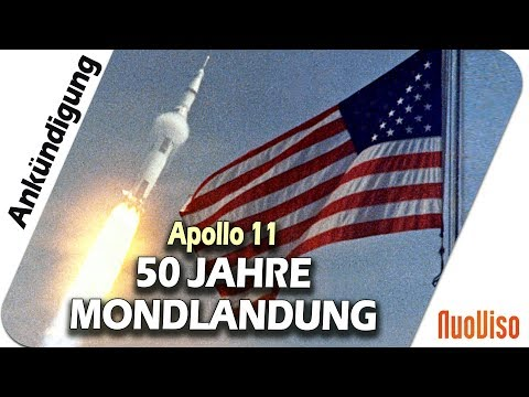 Apollo 11 - Der Countdown läuft