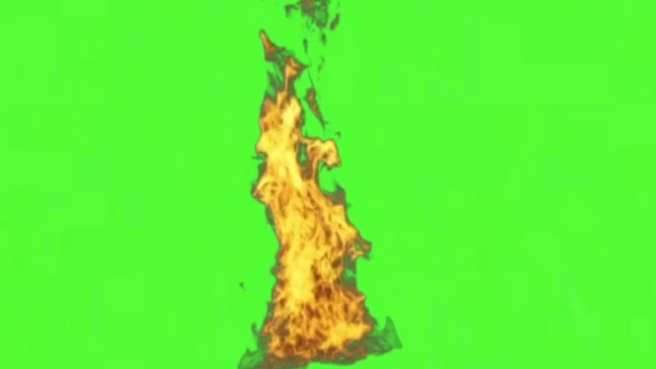 Green Screen Super Power , Fire Effects | Green Screen Effects | Fire &  Super Power On Green Screen
