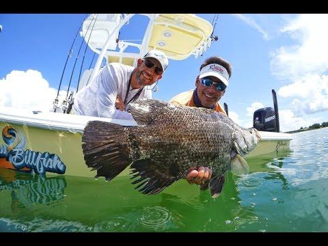 Season 7 : Ep. 8 Peter Miller takes Captain Ozzie Fischer fishing in Captiva Island, Florida