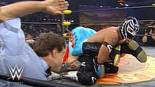 Download Video Rey Mysterio vs. Ultimo Dragon: Spring Stampede 1997: WWE Network MP3 3GP MP4