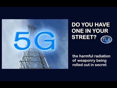 Dark Technology: Geoengineering, 5G