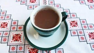 Горячий шоколад рецепт Как приготовить горячий шоколад Гарячий шоколад рецепт горячего шоколада