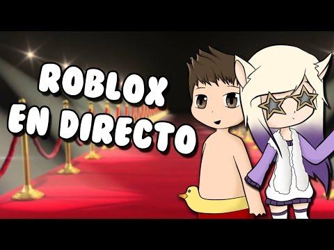 ROBLOX EN DIRECTO | #Lynerso