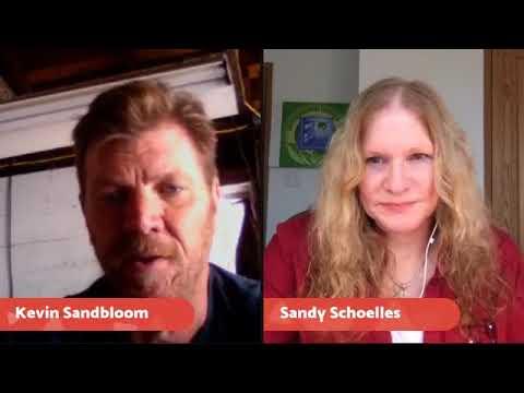 Kevin Sandbloom, Abrupt Climate Commentator.  Red Llama Music channel.