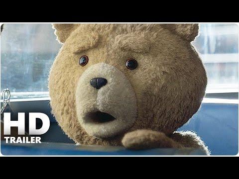 Ted 2 Alle Trailer + Clips | German Deutsch 2015
