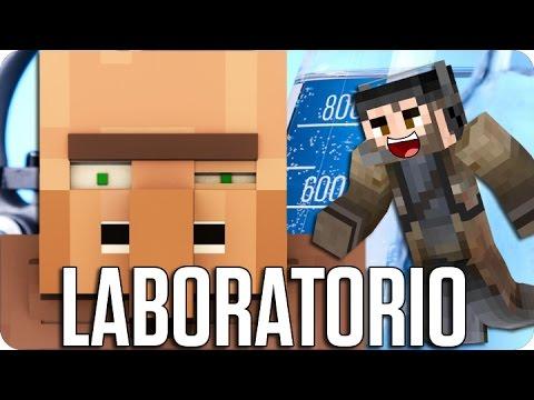 ¿QUE QUIEREN HACERME? EL LABORATORIO | Minecraft
