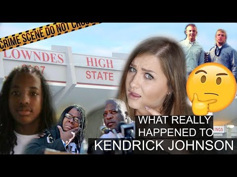 Kendrick Johnson: Found In a Gym Mat!? SKETCHY CASE