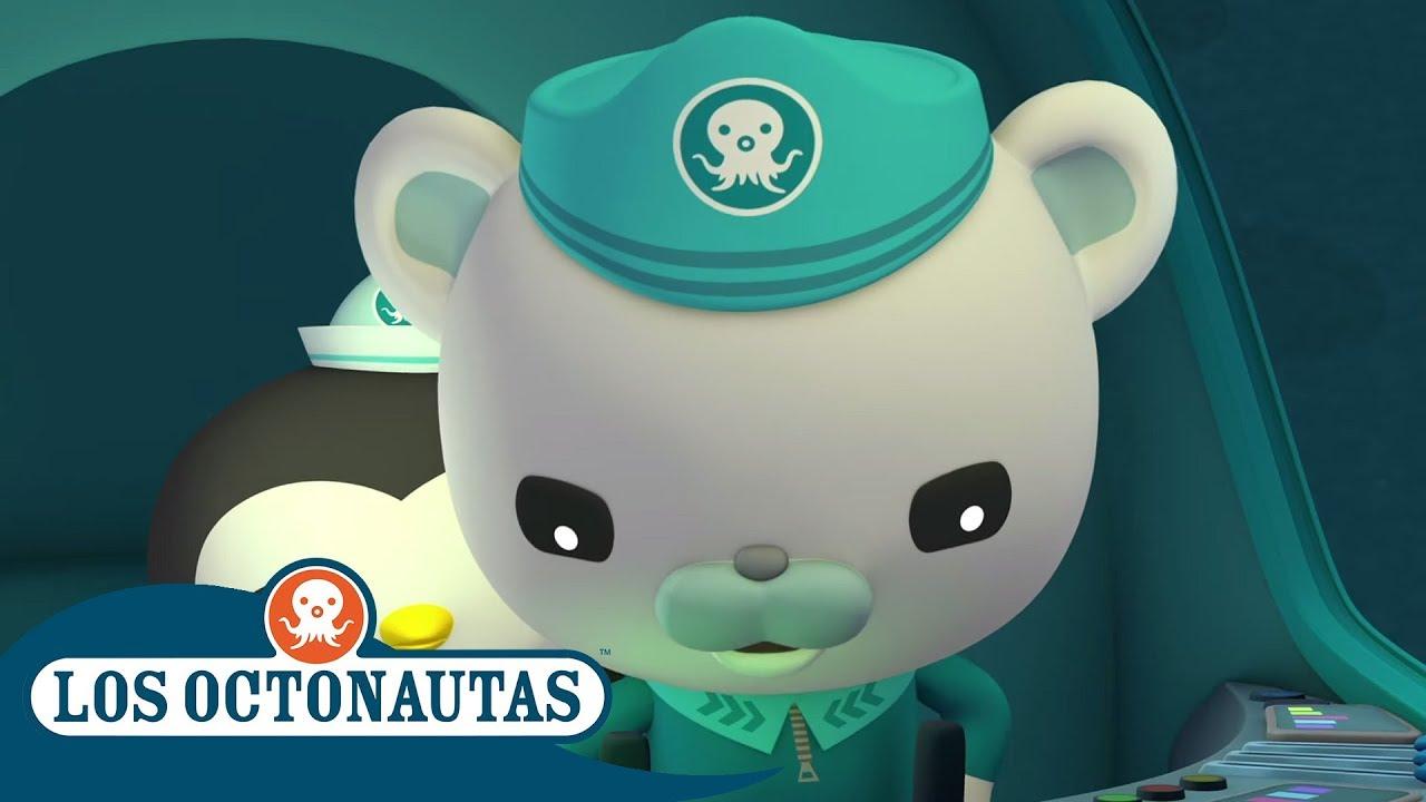 Los Octonautas Oficial en Español - Aventuras De Las Profundidades Marinas   Compilación