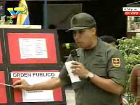 Arrancó despliegue del Dispositivo Bicentenario de Seguridad en El Valle, Venezuela