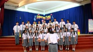 FESPARAWI KAJ 2014 SMA REGINA PACIS JAKARTA