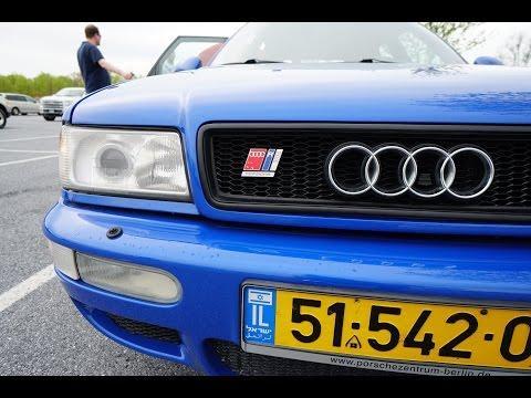 Porsche Meet in Audi RS2 (#82)