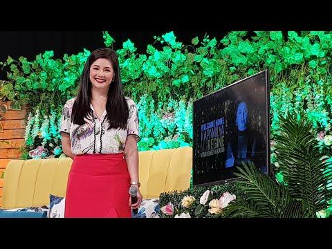 Jona sings Dadalhin as ABS-CBN welcome Regine Velasquez
