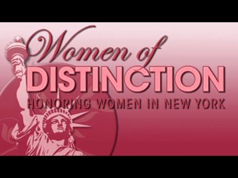 Senator Kathy Marchione - Women of Distinction Ceremony