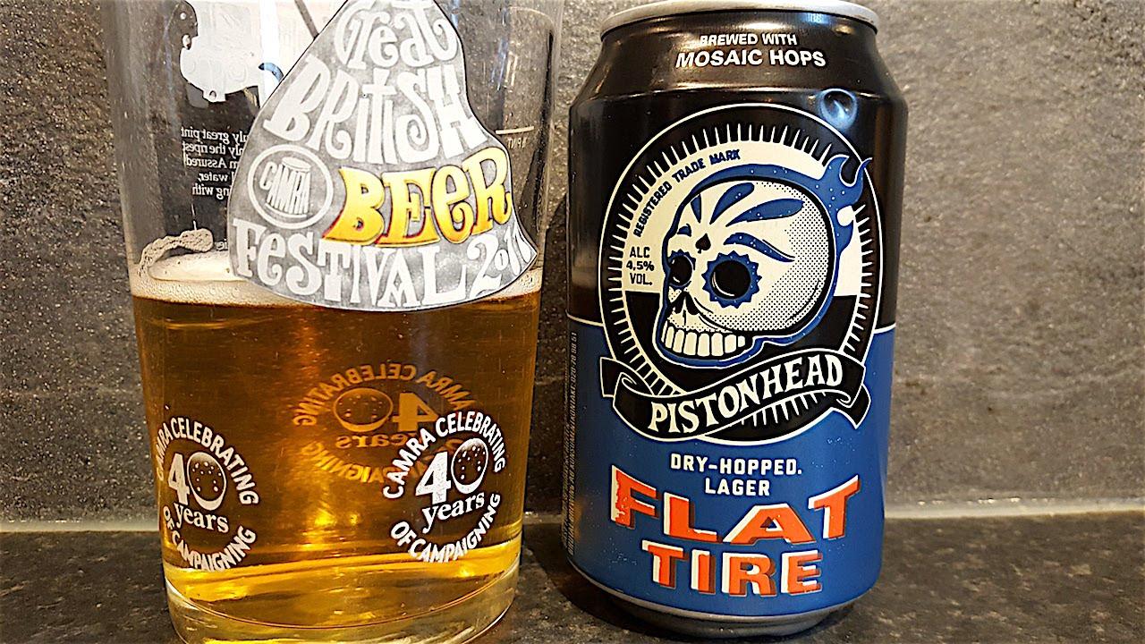 flat tire drink