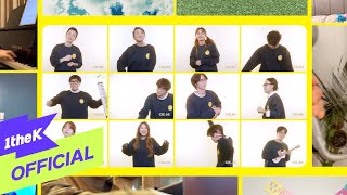 Youtube: Everything Is OK (with Antenna Ver.) / Lucid Fall, CHAI, Lee Jin Ah, Jung Seung Hwan, Jung Jae Hyung, Sam Kim, Kwon Jin Ah, Park Sae Byul, Peppertones, Seok Chul Yun, Toy