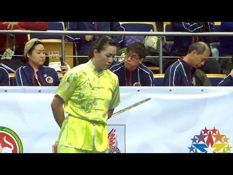 [14th WWC] Women's Jianshu - Stephanie Lim - 8.20 [USA]